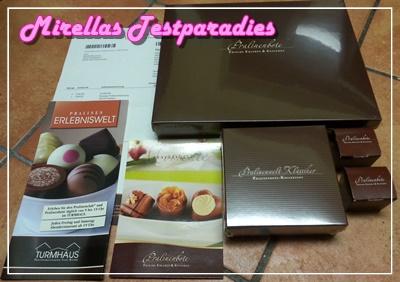Pralinenbote – Wunderschöne, handgemachte und köstliche Pralinen und Schokoladenkreationen