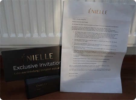Innovatives Serum von Énielle - Kosmetik noch vor dem Markteintritt testen