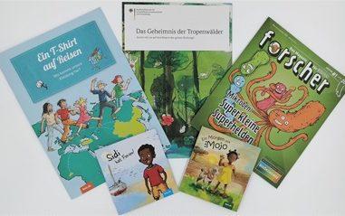 Gratis Infomaterialien – Malbücher und Co. für Kinder zum Spielen und Lernen