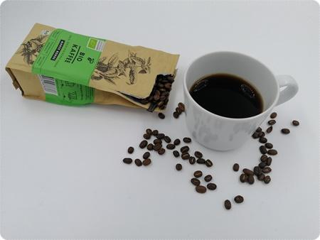 Tchibo Bio Kaffee - Kaffee mit blumigem Aroma, welches man tatsächlich schmeckt
