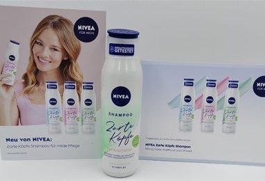 Nivea Zarte Köpfe – Pflege für Haare UND Kopfhaut