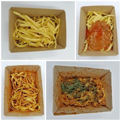Pasta-Sets von Giovanni Rana - Leckeres und gesundes Fertiggericht