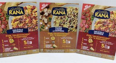 Pasta-Sets von Giovanni Rana – Leckeres und gesundes Fertiggericht