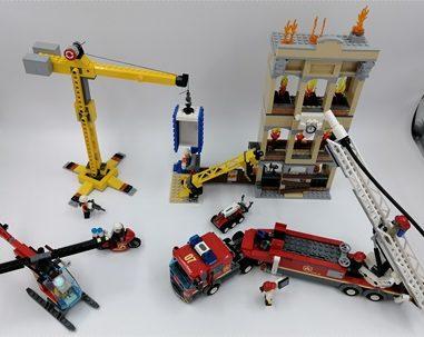 LEGO City Feuerwehr in der Stadt – Spaß für klein UND groß