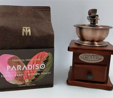 Tropical Mountains Paradiso Kaffeebohnen – Unterstütze Bauern und genieße guten Espresso