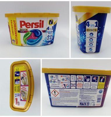4in1 Persil Discs Color – Eine schnelle, saubere Sache