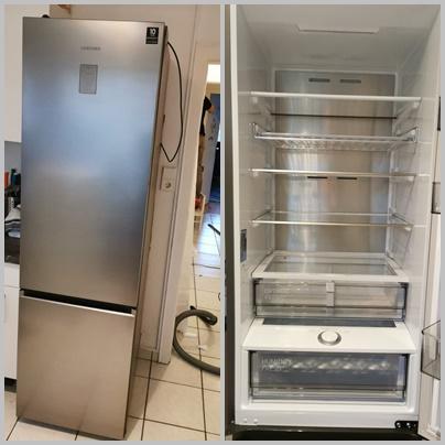 Die Samsung Kühl-/Gefrierkombination RL38T775CS9/EG - Ein wahres Platzwunder