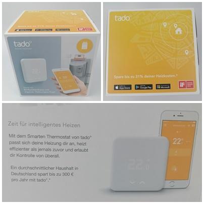 tado Thermostat Starter Kit V3 und Extension Kit (Funk) - Smart heizen und Heizkosten sparen