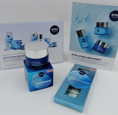 Nivea Hydra Skin Effect – Die Haut über Nacht pflegen