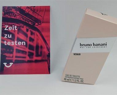 bruno banani Woman Eau de Toilette – Ein Alltagsduft für den kleinen Geldbeutel