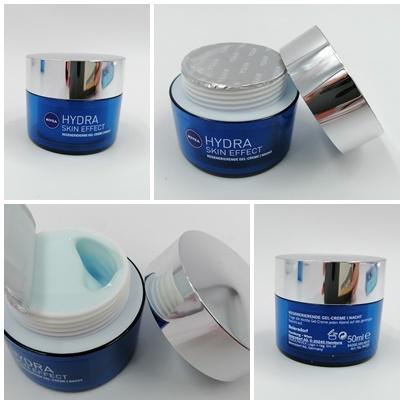 Nivea Hydra Skin Effect - Die Haut über Nacht pflegen