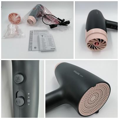 Philips Haartrockner Series 3000 (BHD350/10) - Haare schonend trocknen