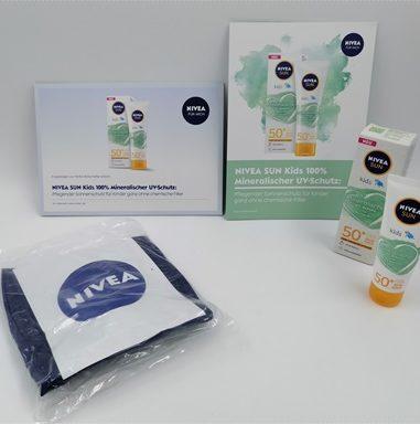 Kids mineralischer UV-Schutz mit Bio Aloe Vera von NIVEA – Natürlicher Schutz für dein Kind