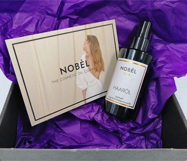NOBÈL Haaröl – Hochwertige Inhaltsstoffe für effektive Haarpflege