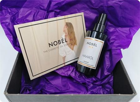 NOBÈL Haaröl - Hochwertige Inhaltsstoffe für eine effektive Haarpflege