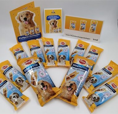 Pedigree Dentastix Daily Oral Care – Pflege die Zähne Deines Hundes
