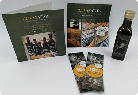 Spartan Bio Olivenöl von Olivanativa