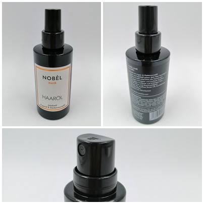 NOBÈL Haaröl - Hochwertige Inhaltsstoffe für effektive Haarpflege