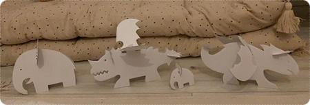 Pappspielzeug von bibabox - Nachhaltiger Spielspaß
