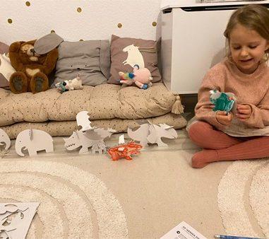 Pappspielzeug von bibabox – Nachhaltiger Spielspaß