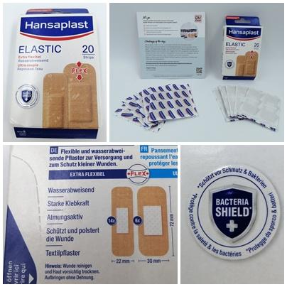 Hansaplast Elastic Pflaster - Endlich kein verrutschen mehr an Händen, Knien und Co.
