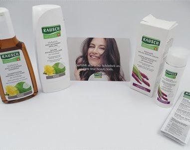 Rausch – Haar- und Körperpflege mit natürlichen Kräutersubstanzen