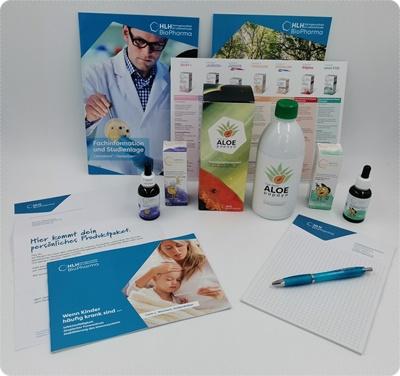 HLH BioPharma - Hochwertige, natürliche Produkte für dein Wohlbefinden
