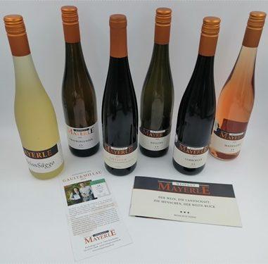 Das Familienweingut Mayerle – Vollmundige Weine und nachhaltiger Weinbau