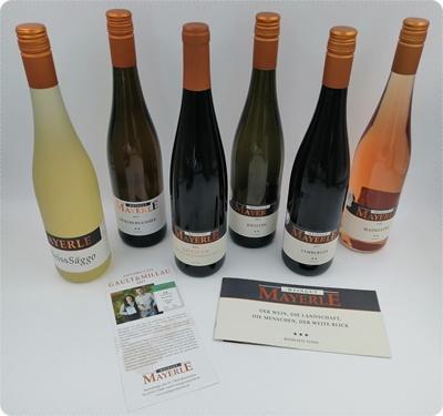 Das Familienweingut Mayerle - Vollmundige Weine und nachhaltiger Weinbau