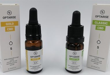 CBD Öl von OPTARISE – Lass den Stress hinter dir