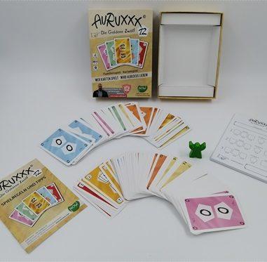 AURUXXX – Die Goldene 12 – Ein Kartenspiel das nie langweilig wird