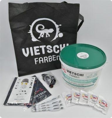 Wir testen Bad- & Küchenfarbe von Vietschi-Farben – Profi-Produkte zum fairen Preis