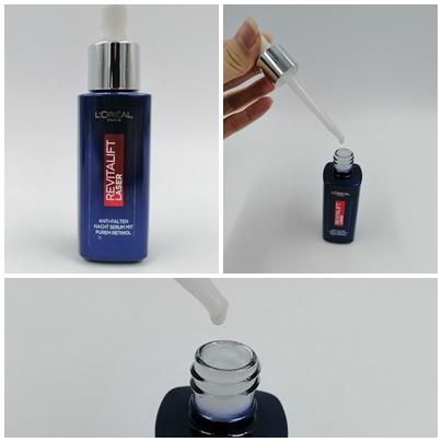 L'Oréal Paris Laser X3 Anti-Falten Nacht Serum - Retinol gegen Falten