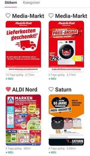 Spare bares Geld mit der Shopping-App kaufDA - Werde auch du zum wahren Sparfuchs