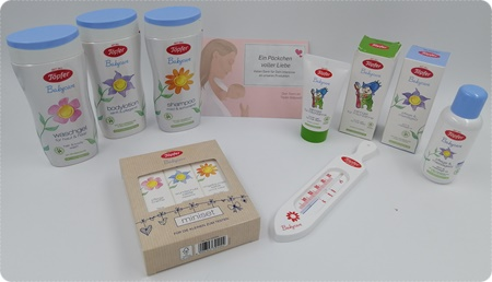 Töpfer Babywelt - Natürliche Babynahrung, Babycare und Mamacare
