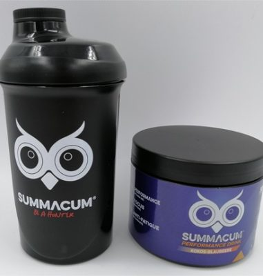 Der Performance Ice Tea von SUMMACUM® – Lecker und wirksam