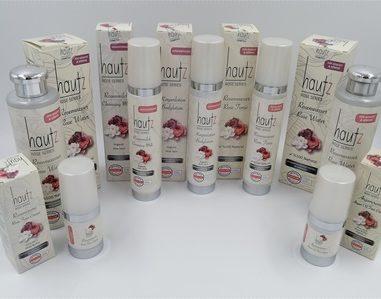 Rosenwasser und mehr – Hochwertige Pflegekosmetik von HAUTz Cosmetics