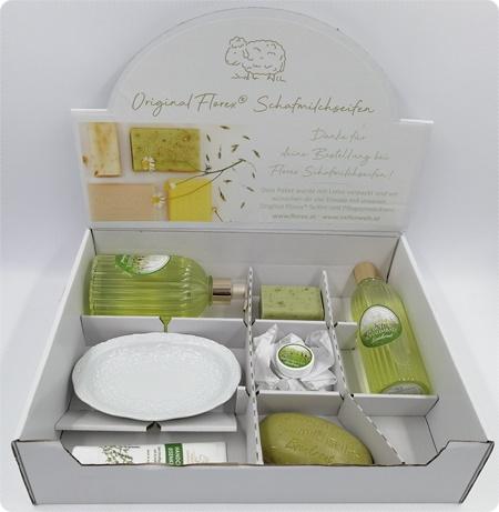 Original Florex Schafmilchseifen - Hochwertige Pflegeprodukte in Handarbeit gefertigt