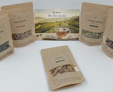 1000 Tees – Der Shop für jeden Teetrinker und Geschmack