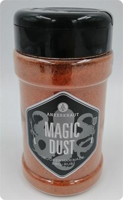 Magic Dust BBQ-Rub von Ankerkraut - Marinieren war nie einfacher