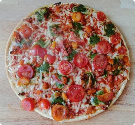 Veganer Pudding und die erste vegane Pizza von Dr. Oetker