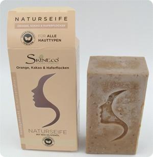 Naturseife von SKINECO - Tu deiner Haut und der Natur etwas Gutes