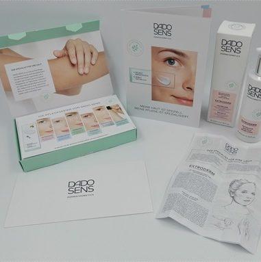 EXTRODERM Hautbalsam von DADO SENS – Intensive Pflege für extrem trockene Haut und Neurodermitis