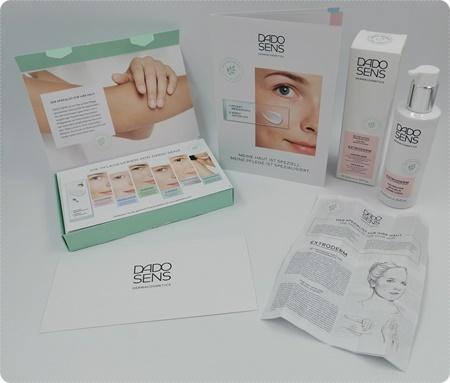 EXTRODEM Hautbalsam von DADO SENS - Intensive Pflege für extrem trockene Haut und Neurodermitis