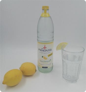 BAD PYRMONTER Geschmack+ Lemon – Wasser mit Geschmack dafür ohne Zucker und Kalorien