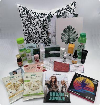 "Die nachhaltige TrendRaider Box – Mai-Box mit dem Thema ""Urban Jungle"""