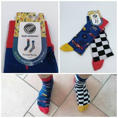 Mismatched Socken von Many Mornings - Deine Socken als Fashion-Statement