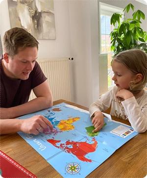 Lukas und Lara auf Tour – Eine wundervolle Weltreise für Kinder
