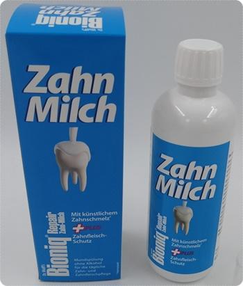 Mundspülung Bioniq Repair Zahnmilch - Hilfe bei schmerzempfindlichen Zähnen
