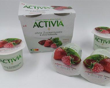 Joghurt ohne Zuckerzusatz und Süßstoffe von Activia – Ohne schlechtes Gewissen genießen